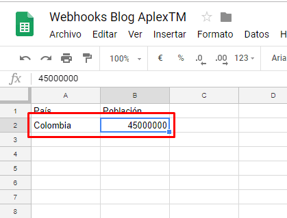 Guardar Datos en Google Sheets con Elementor