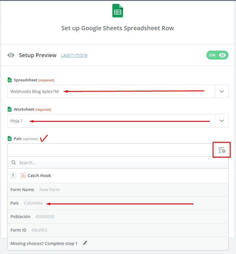 Guardar Datos en Google Sheets con Elementor